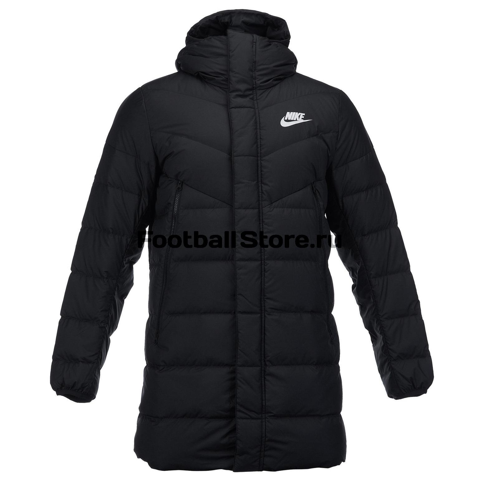 Пуховик Nike Windrunner Parka AO8915-010
