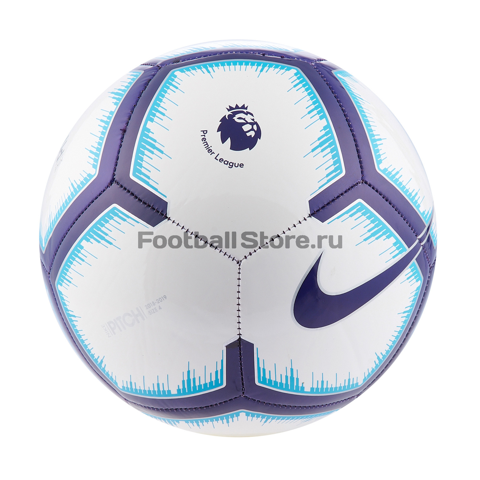 Футбольный мяч Nike PL Pitch SC3597-100 цена
