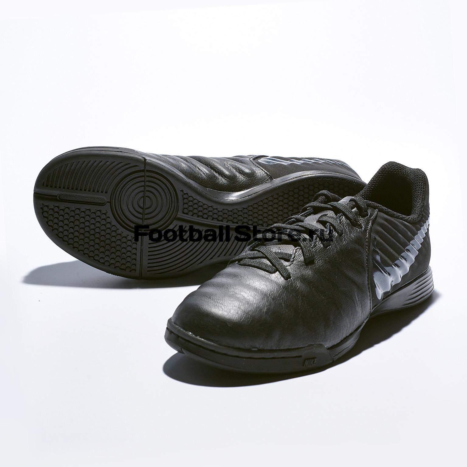 Футзалки детские Nike LegendX 7 Academy IC AH7257-001 цена