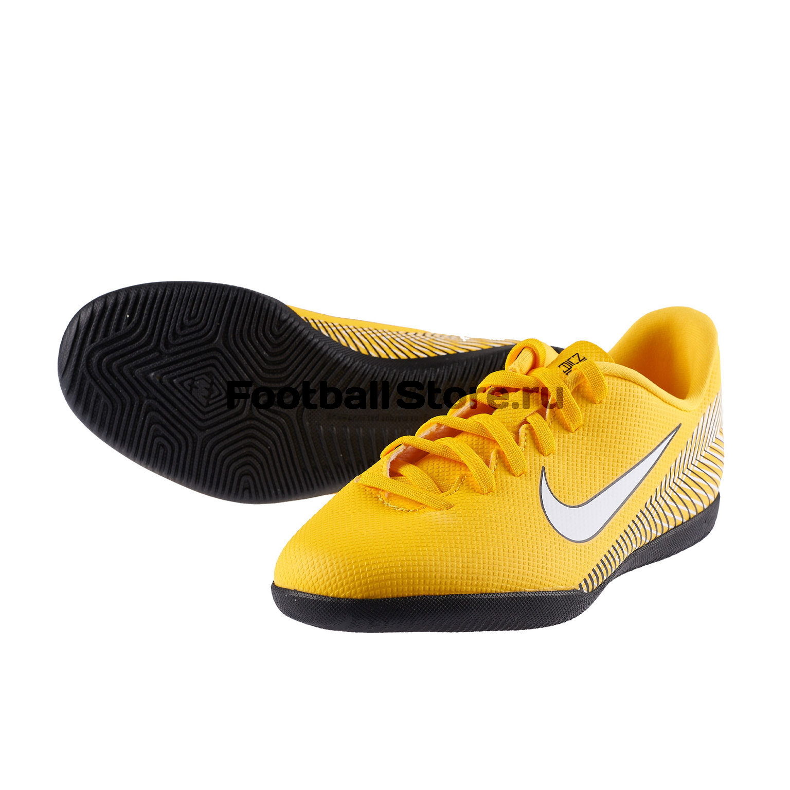 Обувь для зала Nike JR Vapor 12 Club GS Neymar IC AO9477-710 спортинвентарь nike чехол для iphone 6 на руку nike vapor flash arm band 2 0 n rn 50 078 os