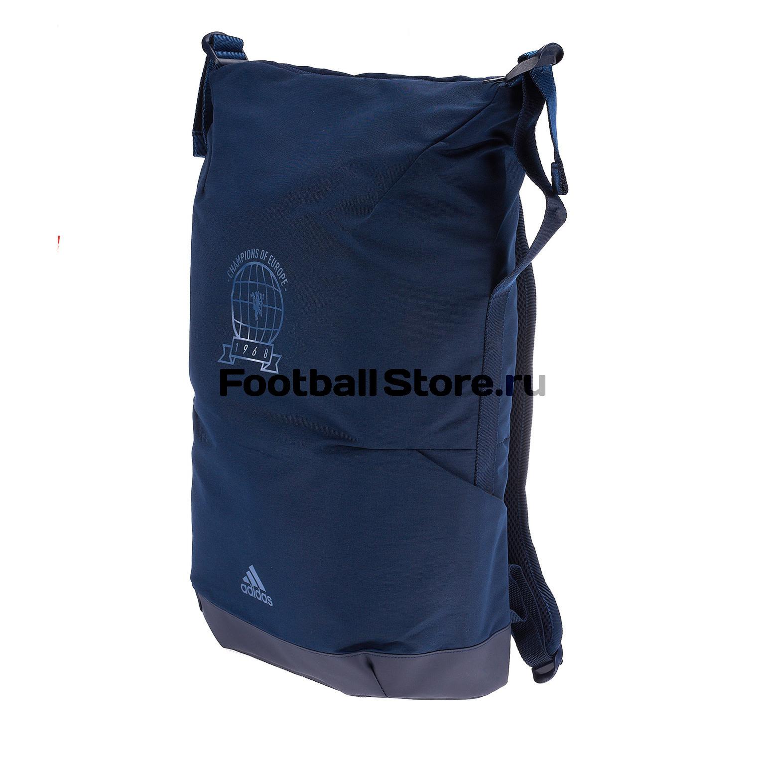 Рюкзак Adidas Manchester United CY5581 рюкзак adidas manchester united cy5581