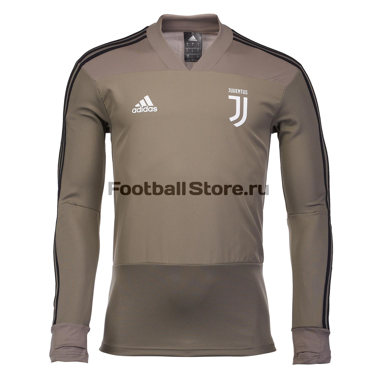 Свитер тренировочный Adidas Juventus 2018/19 рюкзак adidas juventus 2018 19
