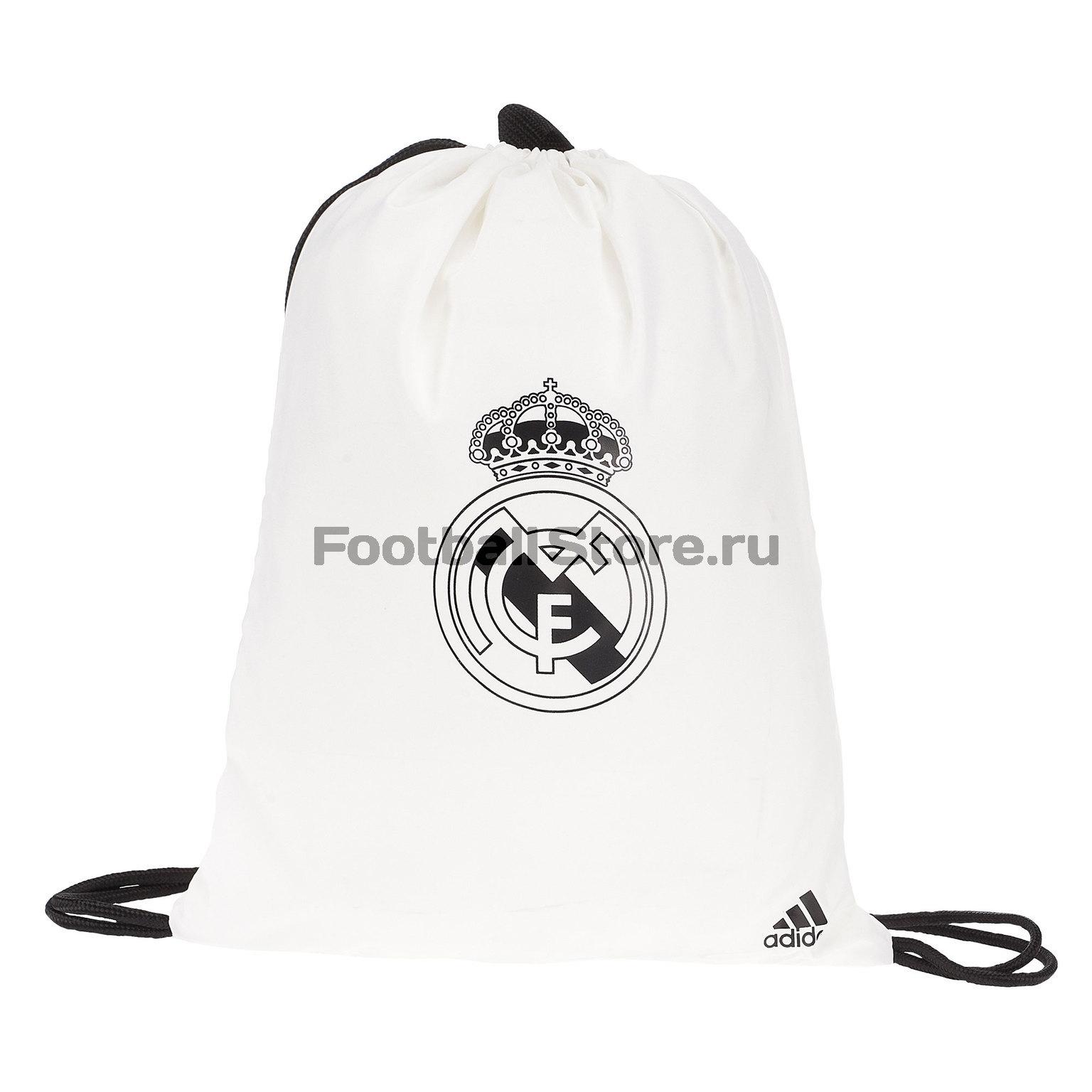 Сумка для обуви Adidas Real Madrid 2018/19 рюкзак adidas real madrid cy5597