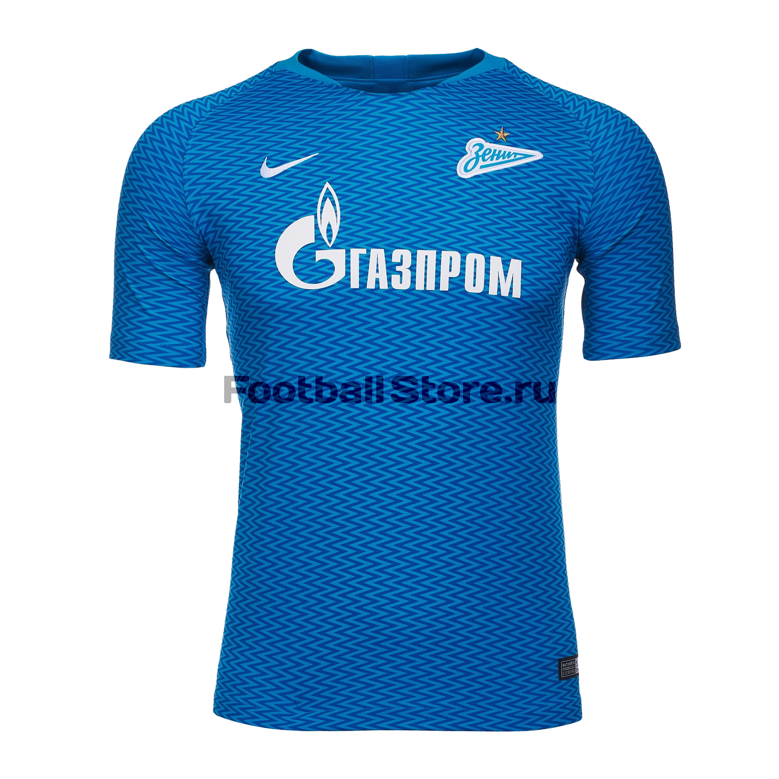 "Подростковая домашняя футболка Nike ФК ""Зенит"" 2018/2019"