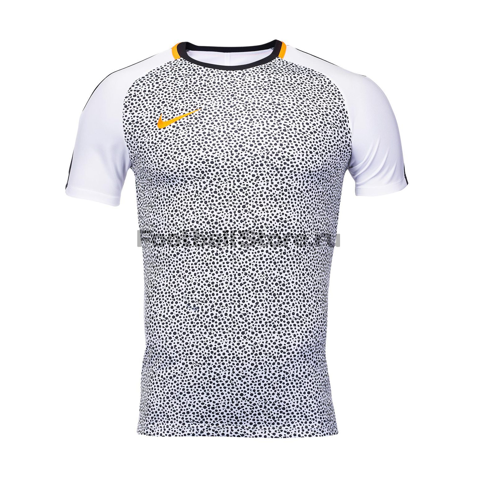 Футболка тренировочная Nike Academy Top SS AJ4231-100 nike vapor pro low d men s detachable football cleats