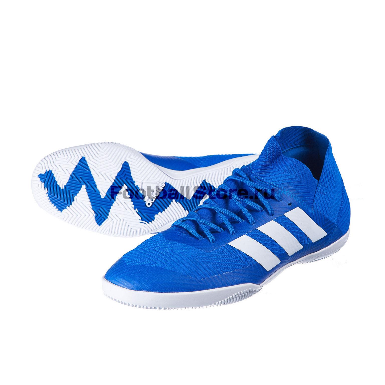 Обувь для зала Adidas Nemeziz Tango 18.3 IN DB2196 обувь для зала adidas ace tango 18 3 in jr cp9075