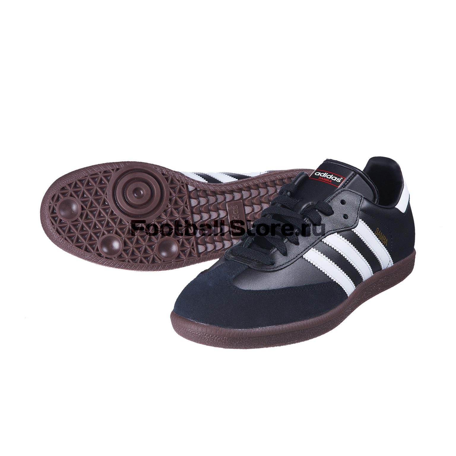 Обувь для зала Adidas Samba 19000 adidas adidas clover 2017 весенняя мужская повседневная серия x plr повседневная обувь bb1100 41 ярдов