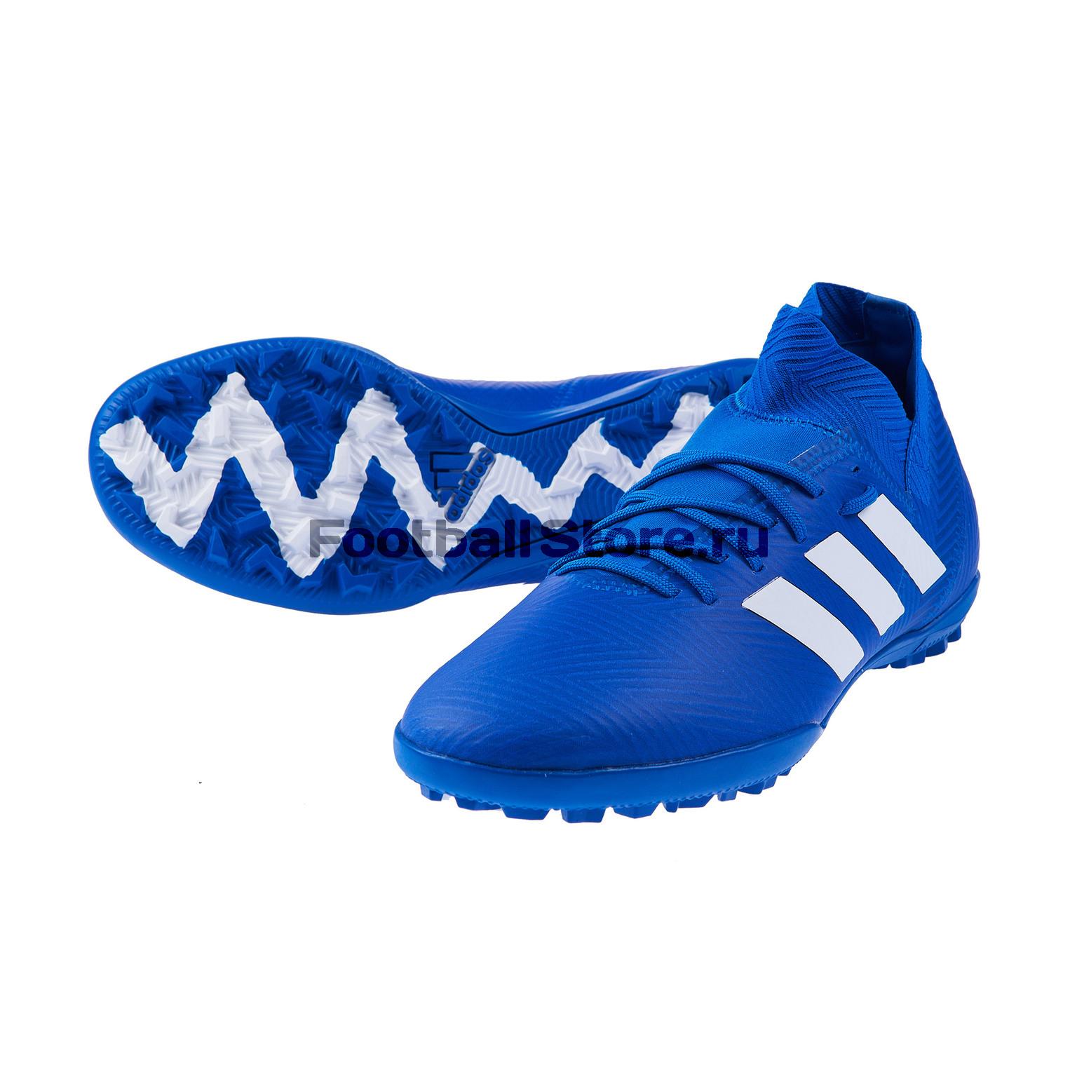 Шиповки Adidas Nemeziz Tango 18.3 TF DB2210 цена