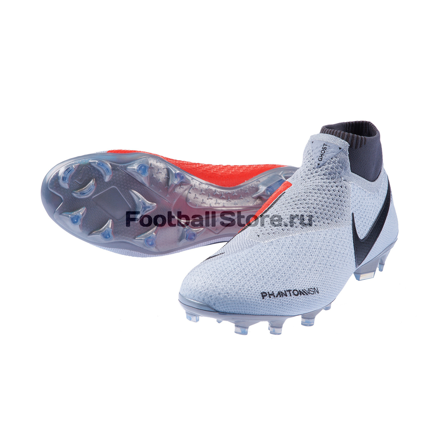 Бутсы Nike Phantom Vision Elite DF FG AO3262-060 бутсы nike mercurial victory iii fg 509128 800