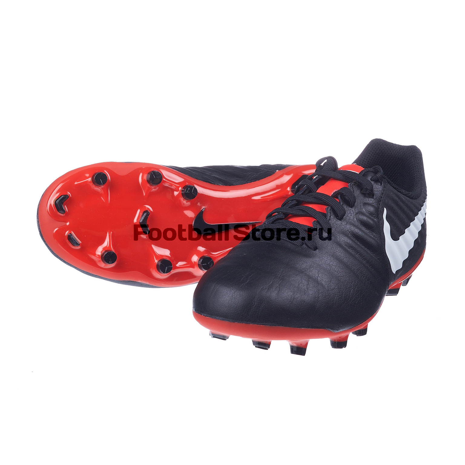 Бутсы Nike JR Legend 7 Academy FG AO2291-006 бутсы nike шиповки nike jr tiempox legend vi tf 819191 018