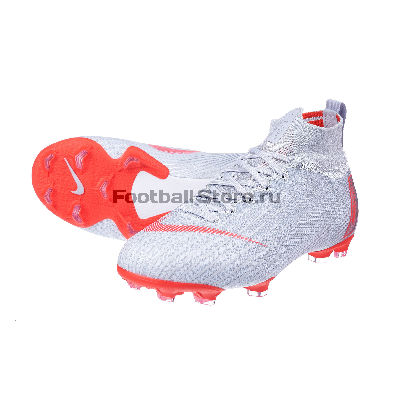 Бутсы детские Nike Superfly 6 Elite FG AH7340-060 nike elite shinsen