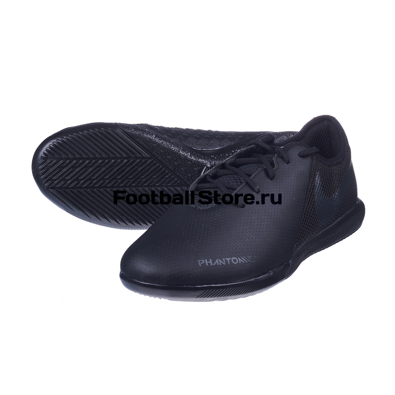 Обувь для зала Nike Phantom Vision Academy IC AO3225-001 обувь для зала nike phantom vision club df ic ao3271 001