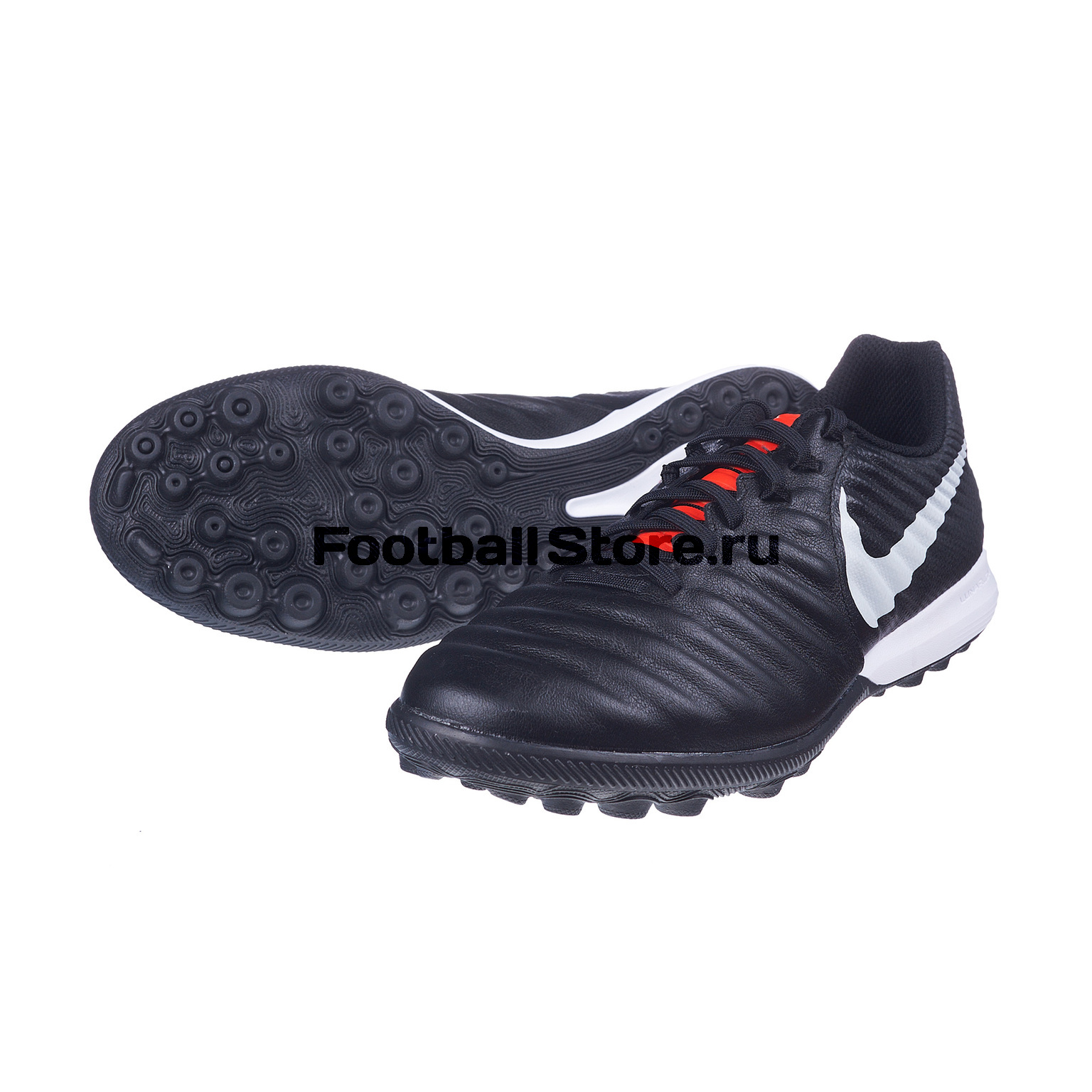 Шиповки Nike Tiempo Legend X 7 Pro TF AH7249-006 шиповки nike lunar legendx 7 pro tf ah7249 080