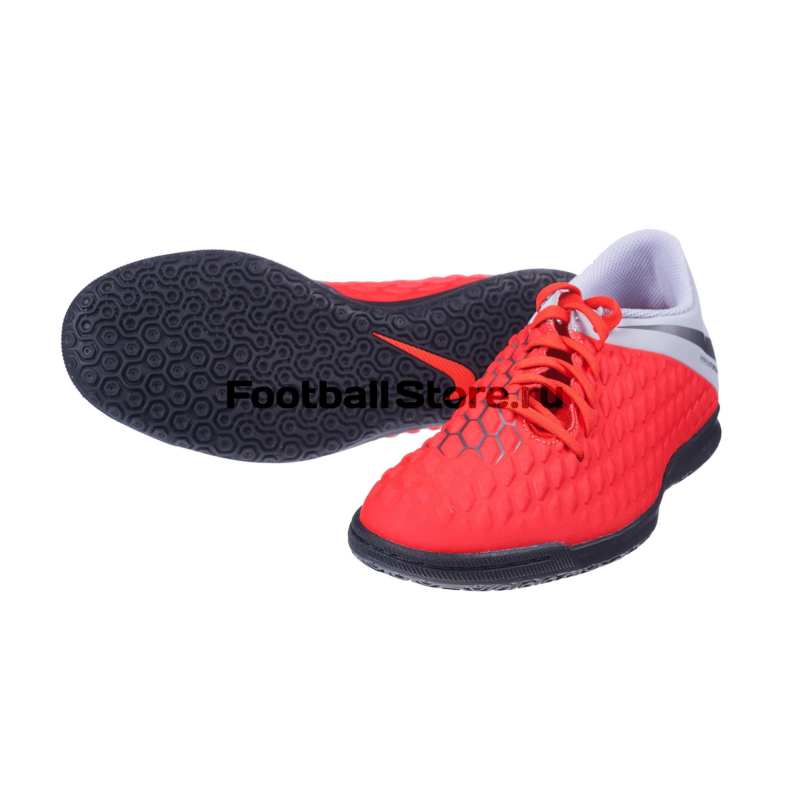 Футзалки Nike Hypervenom 3 Club IC AJ3808-600