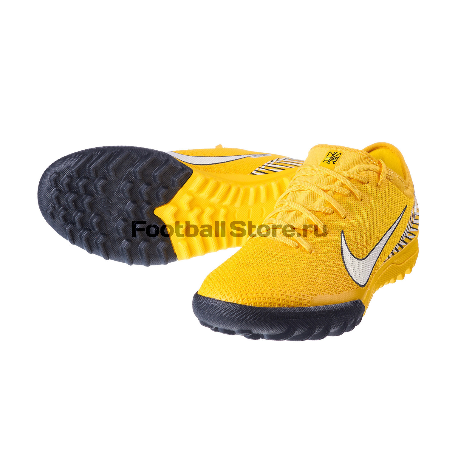 Шиповки Nike Vapor 12 Pro Neymar TF AO4703-710 nike vapor pro low d men s detachable football cleats