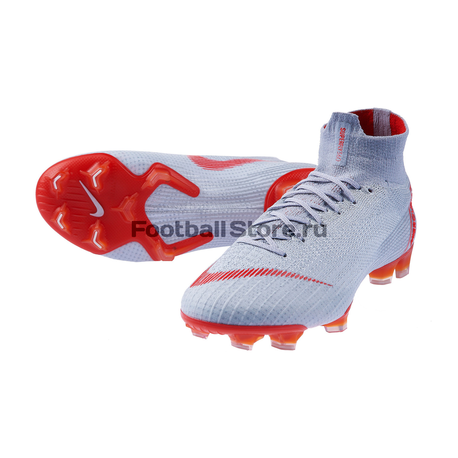 Бутсы Nike Superfly 6 Elite FG AH7365-060 бутсы nike superfly 6 elite fg ah7365 060