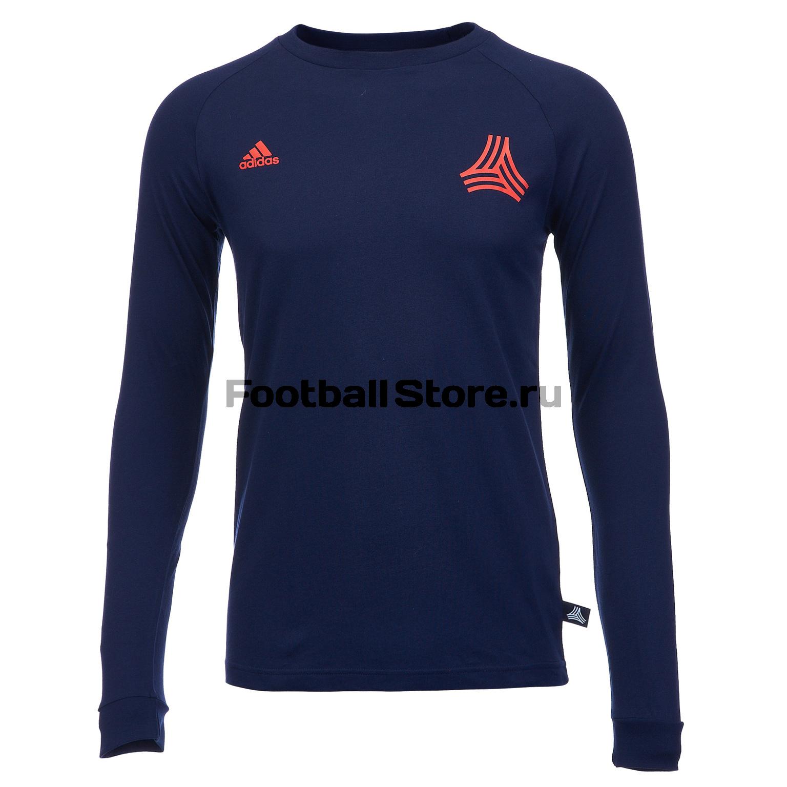 Футболка с длинным рукавом Adidas Tango Tee DJ1498 рюкзак adidas football street dt5142