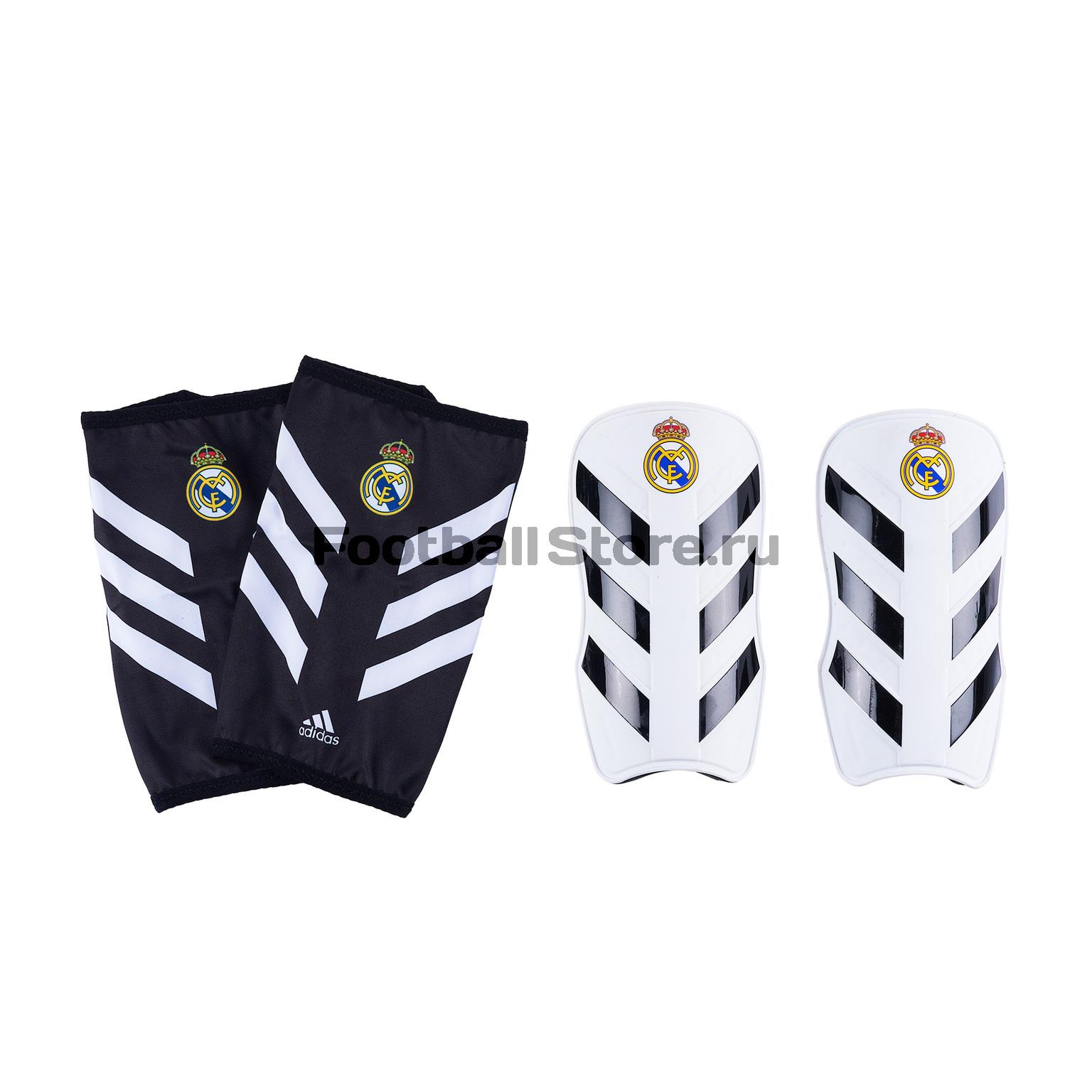 Щитки Adidas Real Madrid Pro Lite CW9701 футболка стрэйч printio реал мадрид