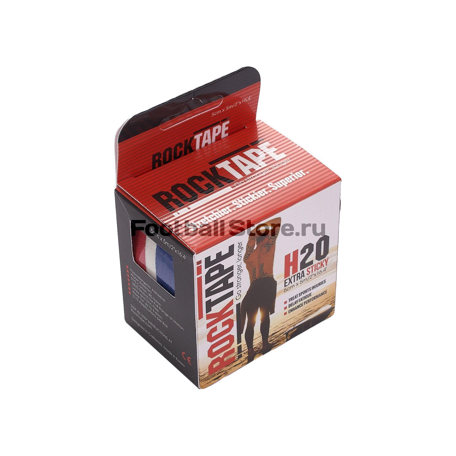 Тейп RockTape Кинезиотейп H2O RCT100-UKH2O-OS