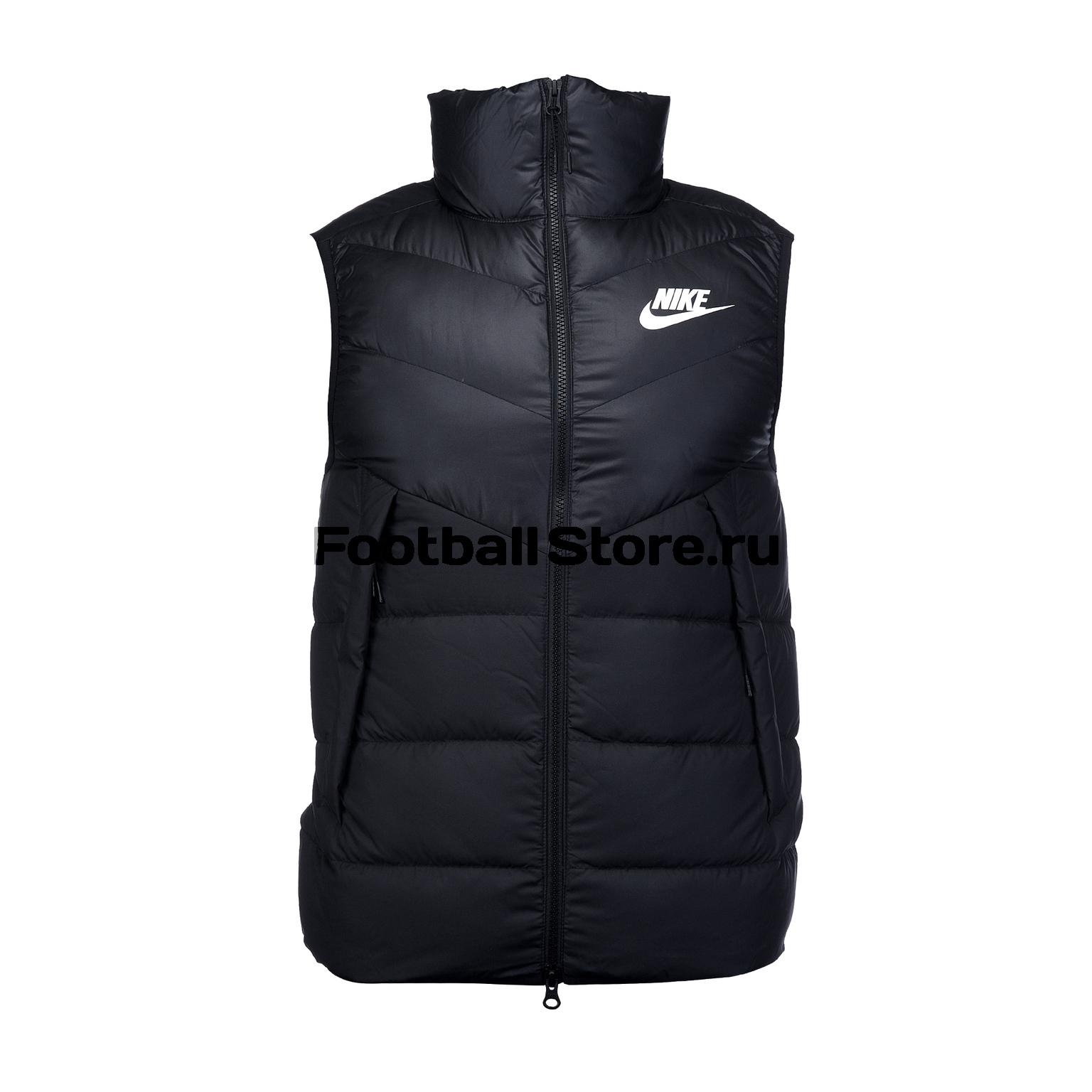 Жилет Nike Down Fill Vest 928859-010 пуховый жилет adidas w53326 w53321