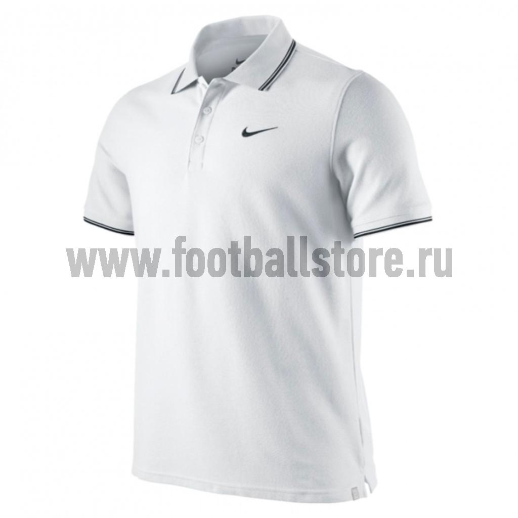 Футболки Nike Поло Nike N.E.T. Cotton Pique 404696-100
