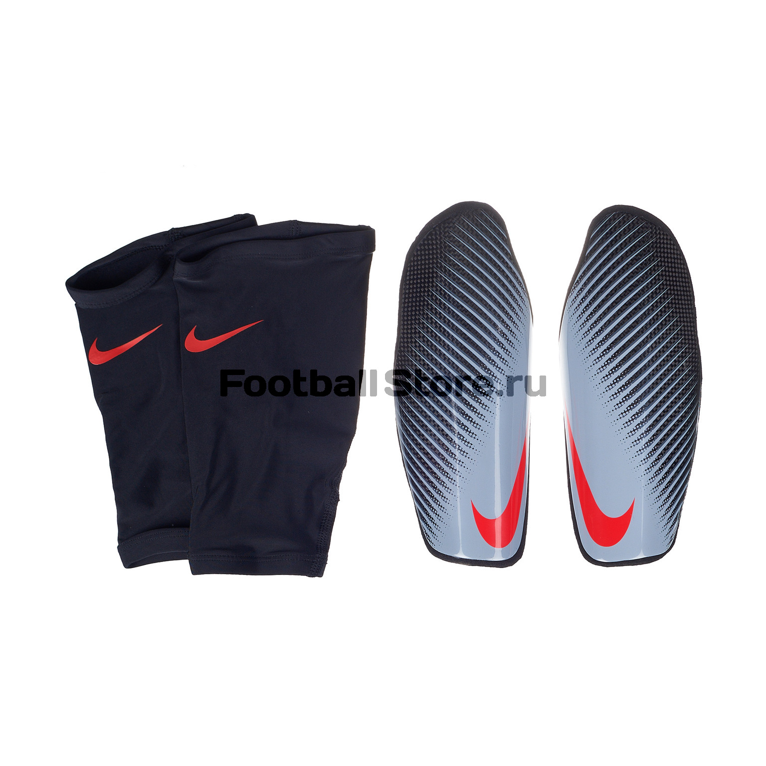 Щитки Nike NK Prestige Carbonite GRD SP2108-070 щитки nike щитки nk merc lt grd