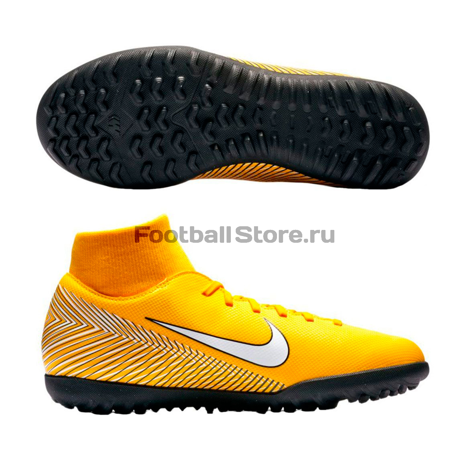 Шиповки Nike Superfly 6 Club Neymar TF AO3112-710 шина nokian hakkapeliitta c3 195 65 r16 104 102r