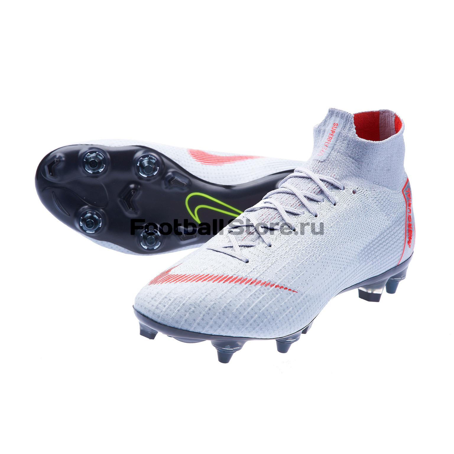 Бутсы Nike Superfly 6 Elite SG-Pro AC AH7366-060 бутсы nike superfly 6 elite fg ah7365 060