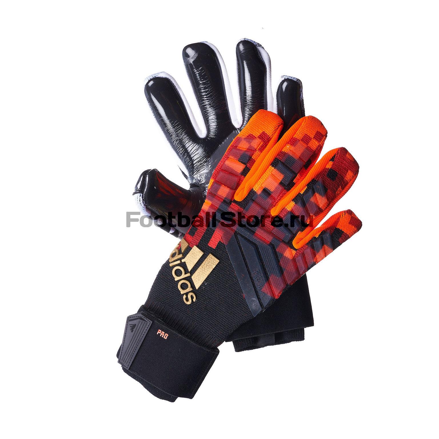 Перчатки Adidas Predator World Cup CW5609 adidas predator lite g73412