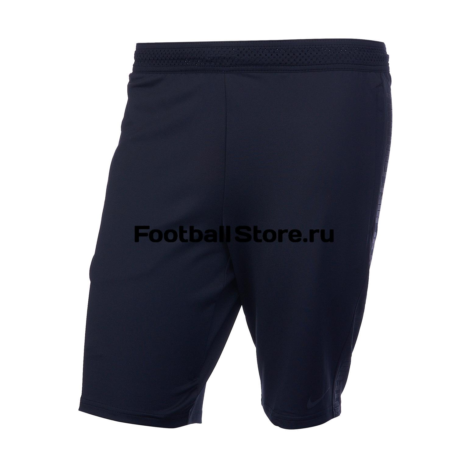Шорты тренировочные Nike F.C. AA4209-010 шорты спортивные nike pro 3 short 589364 010