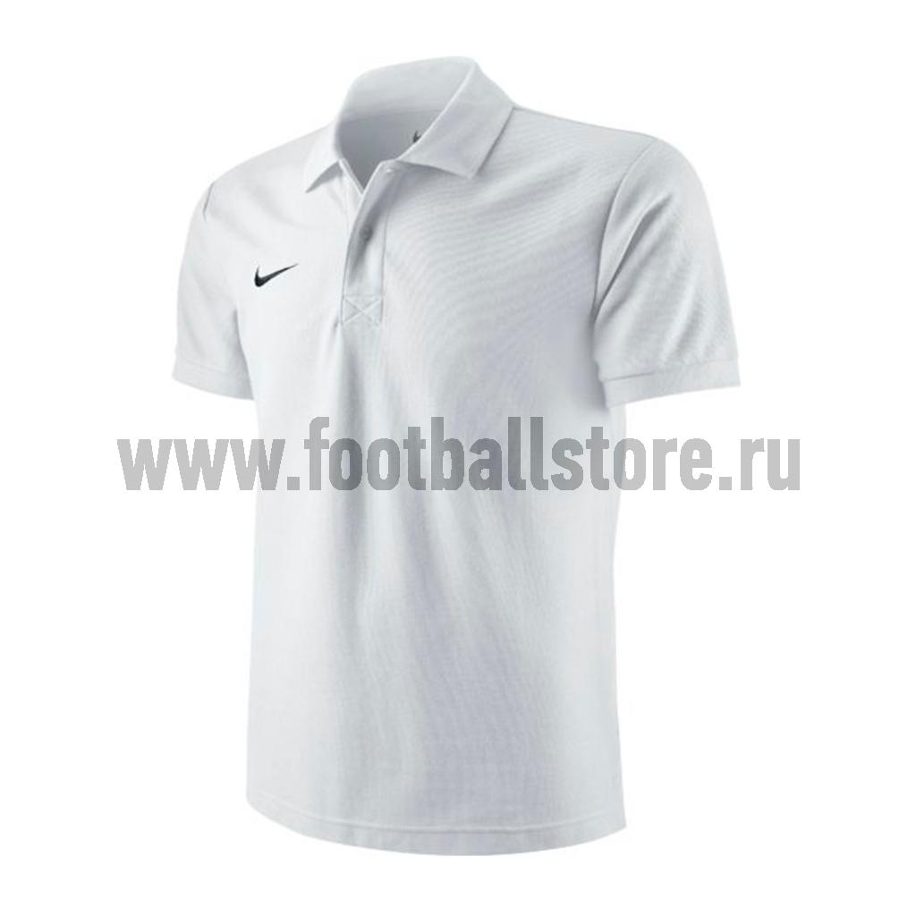 Тренировочная форма Nike Поло Nike TS Boys Core Polo 456000-100