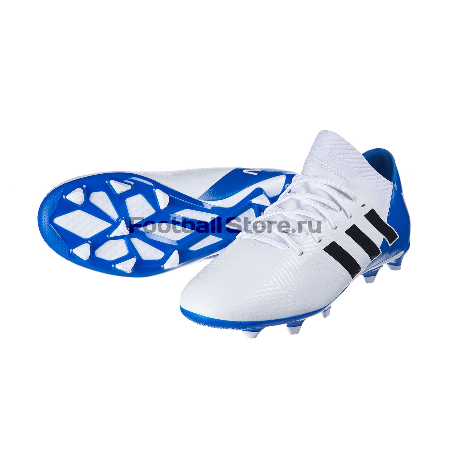Бутсы детские Adidas Nemeziz Messi 18.1 FG DB2364 бутсы adidas messi 16 2 fg aq3111