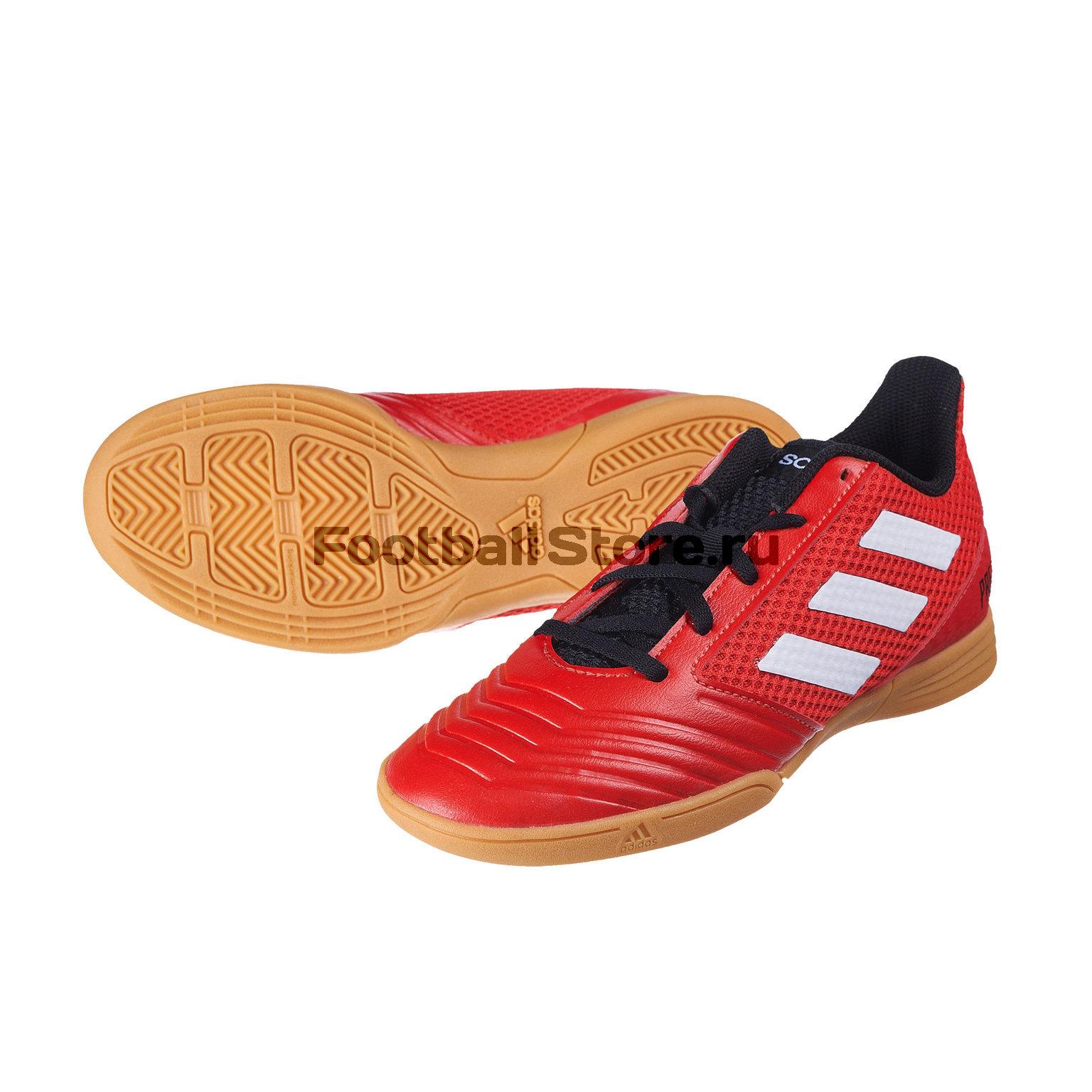 Футзалки детские Adidas Predator Tango 18.4 IN DB2343 цена