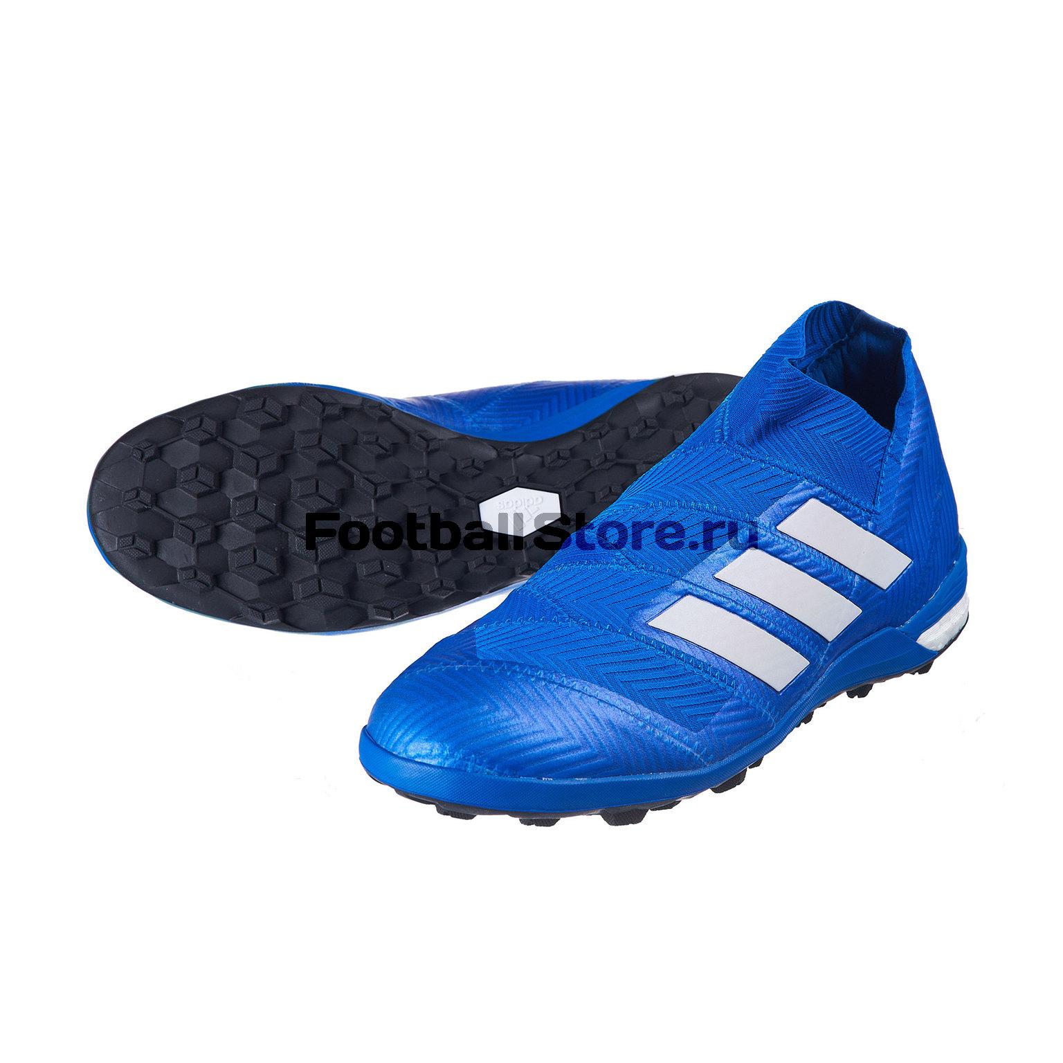 Шиповки Adidas Nemeziz Tango 18+ TF DB2466 цена