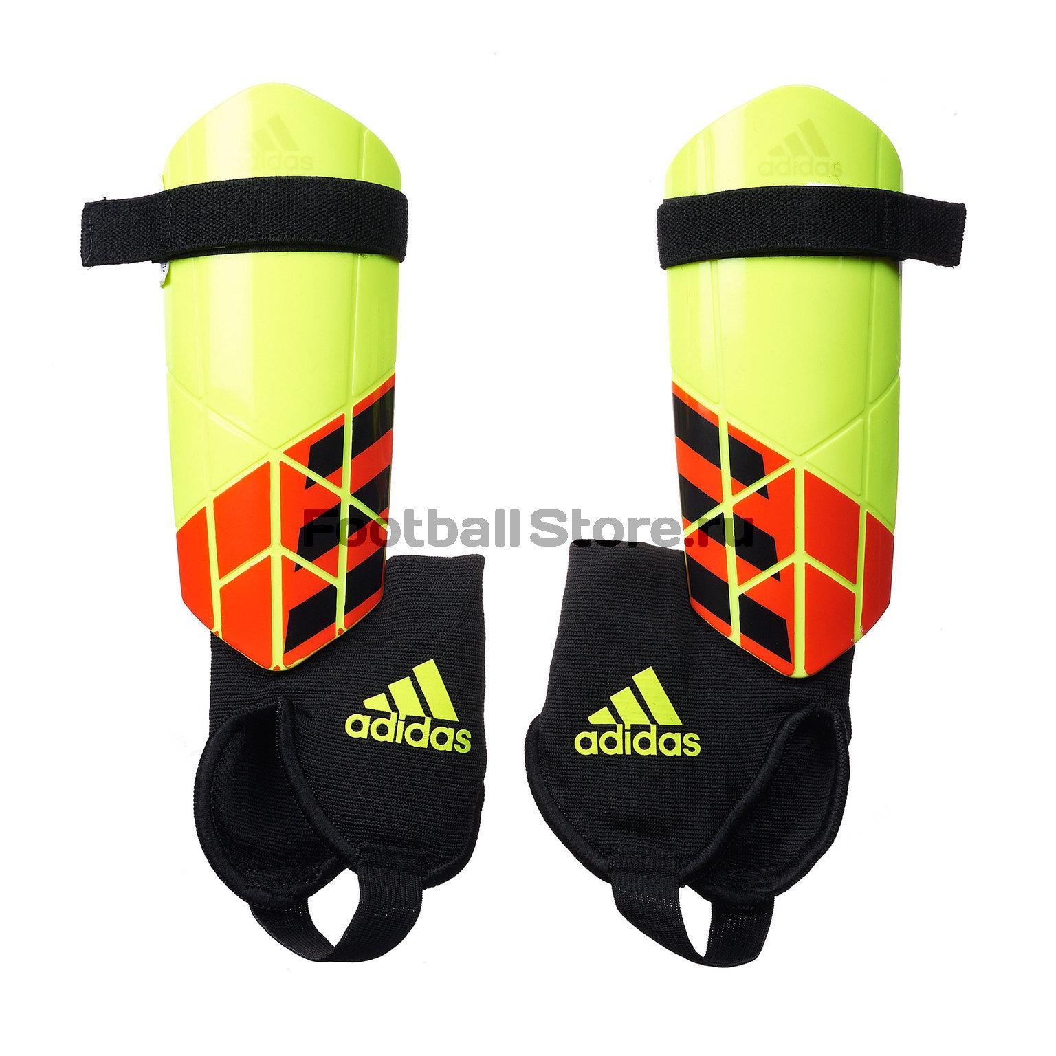 Щитки футбольные детские Adidas X CW9721 щитки футбольные umbro veloce slip 20813u exv р m