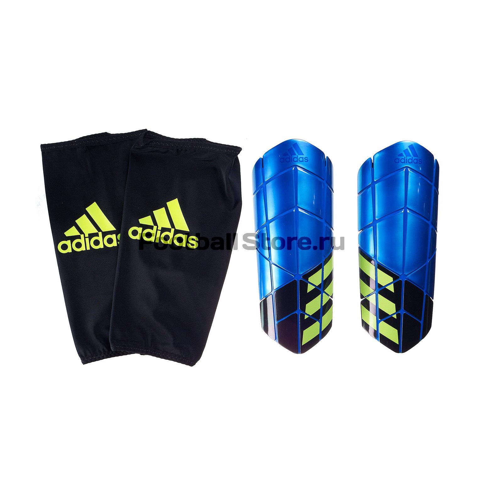 Щитки футбольные Adidas X Pro CW9712 щитки футбольные adidas x lesto dy2578 серебристый размер m
