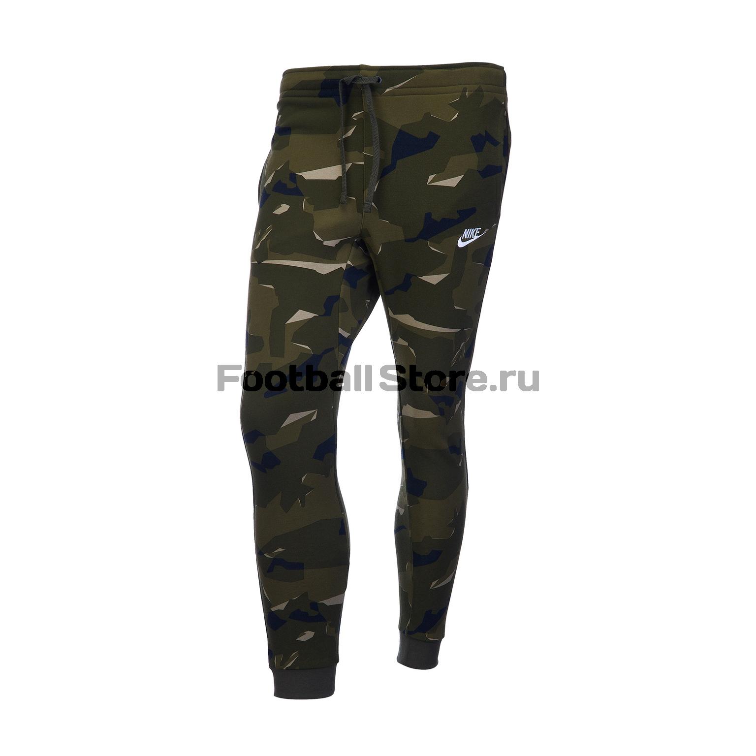 Брюки тренировочные Nike Club Camo Jogger AR1306-325 drawstring spliced camo jogger pants