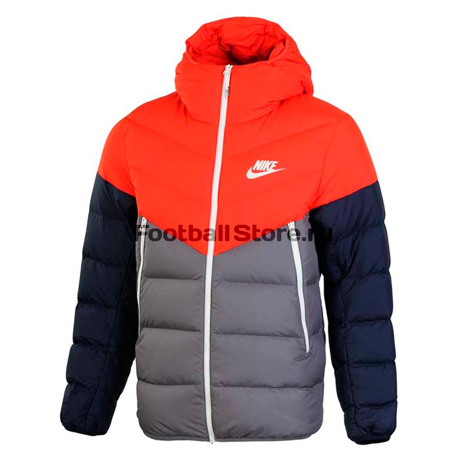 Пуховик Nike M Nsw Down Fill AO8911-634