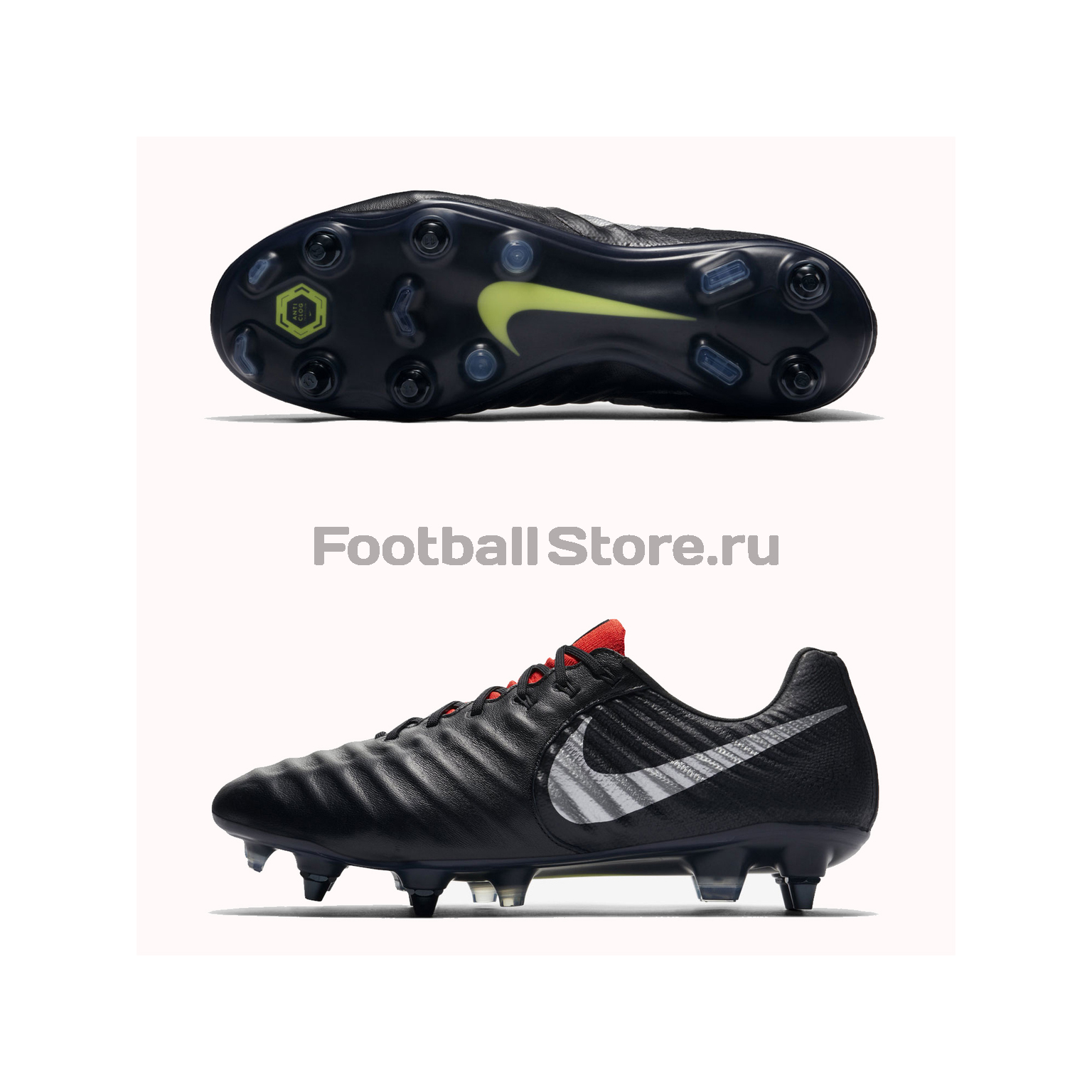 Бутсы Nike Legend 7 Elite SG-Pro AC AR4387-006 бутсы nike шиповки nike jr tiempox legend vi tf 819191 018