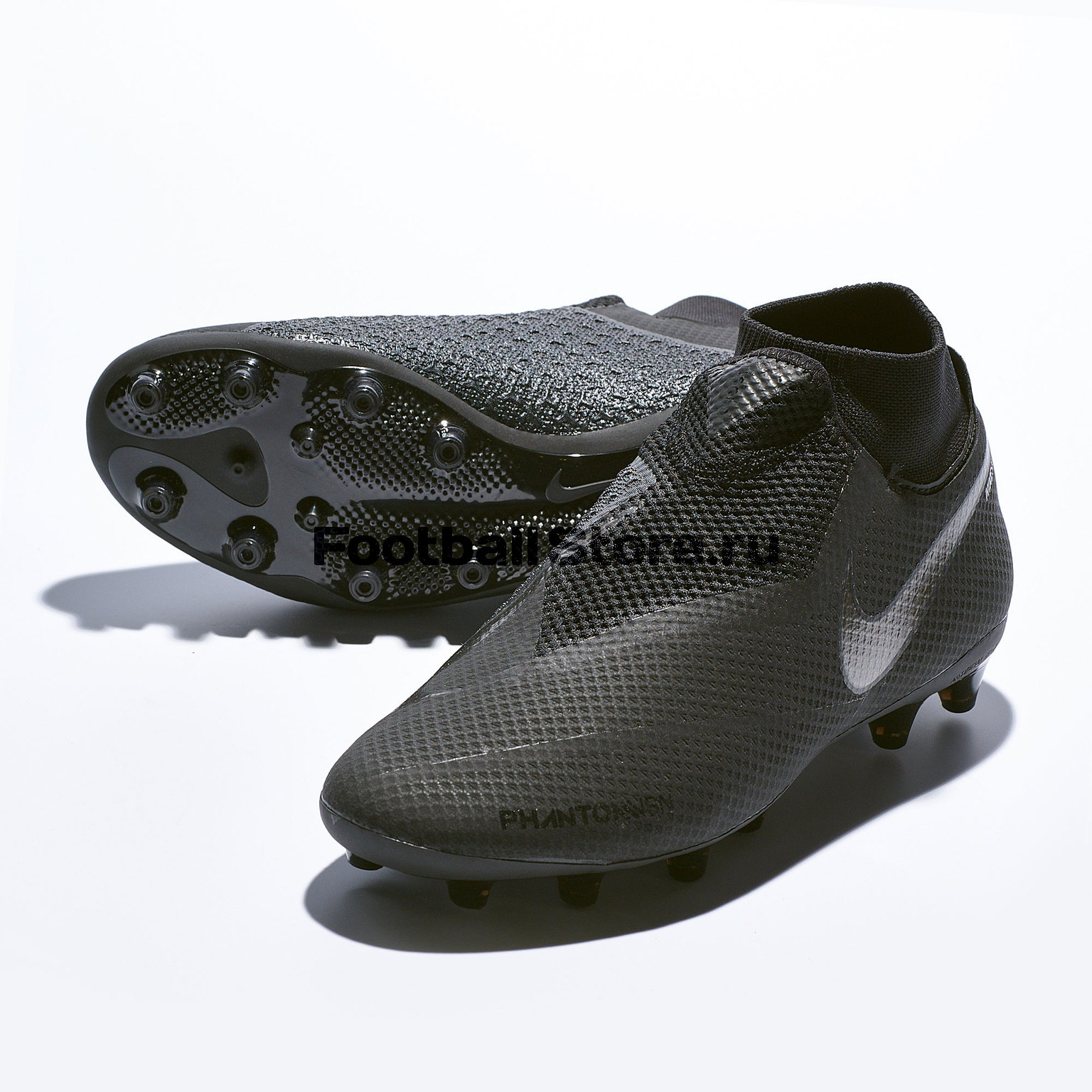 Бутсы Nike Phantom Vision Pro DF AG-Pro AO3089-001 бутсы nike phantom vision elite df sg pro fc ao3264 060