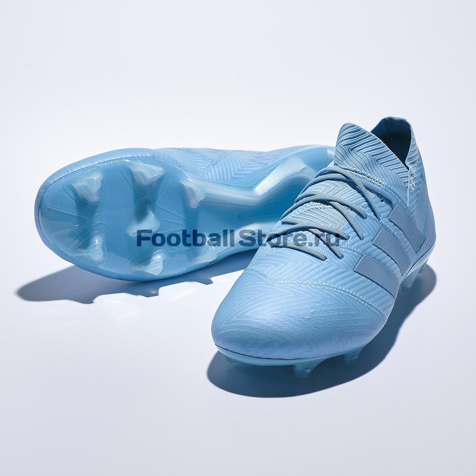 Бутсы Adidas Nemeziz Messi 18.1 FG DB2089 бутсы adidas messi 16 1 fg jr bb3852
