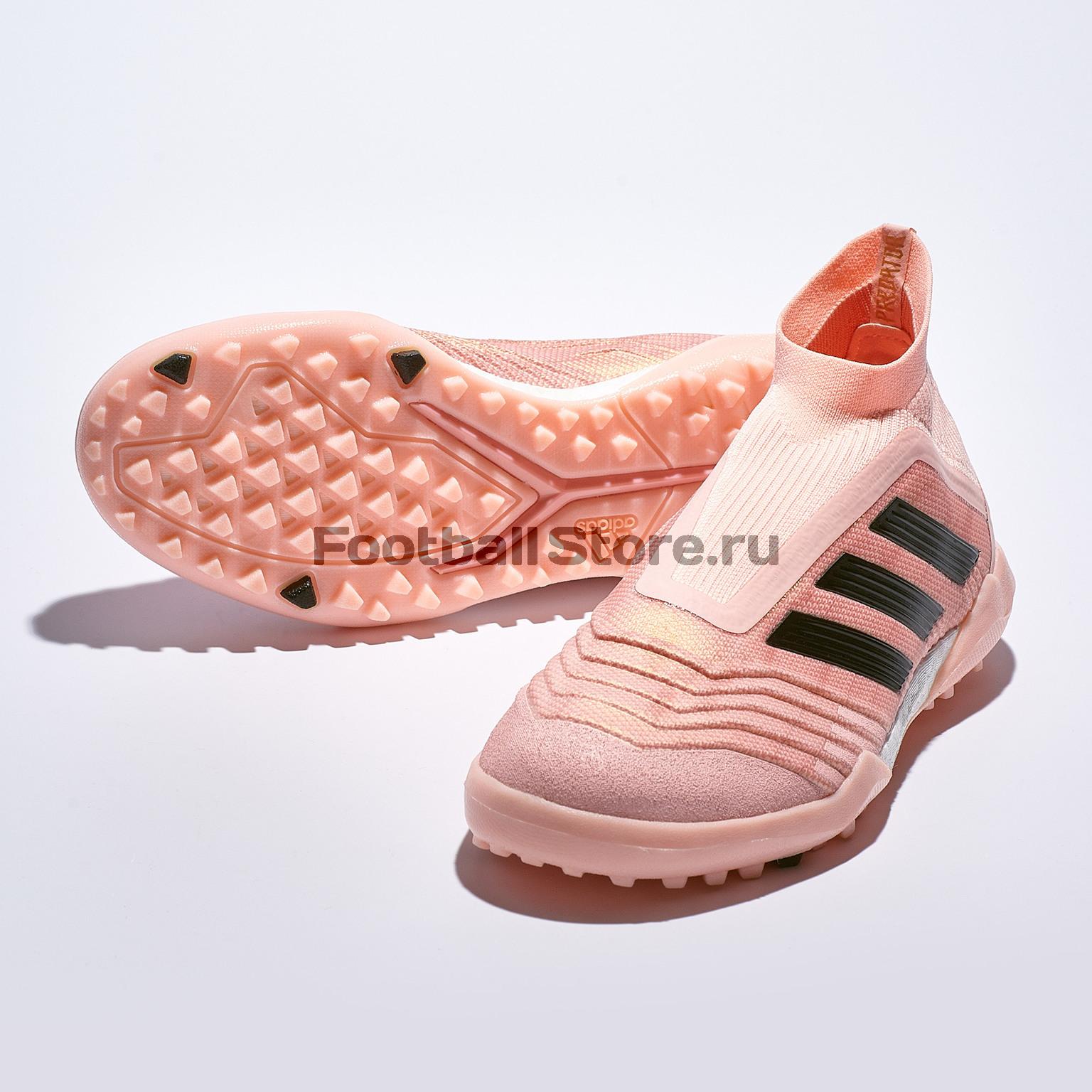 Шиповки Adidas Predator Tango 18+ TF DB2059 бутсы adidas predator 18 fg db2010