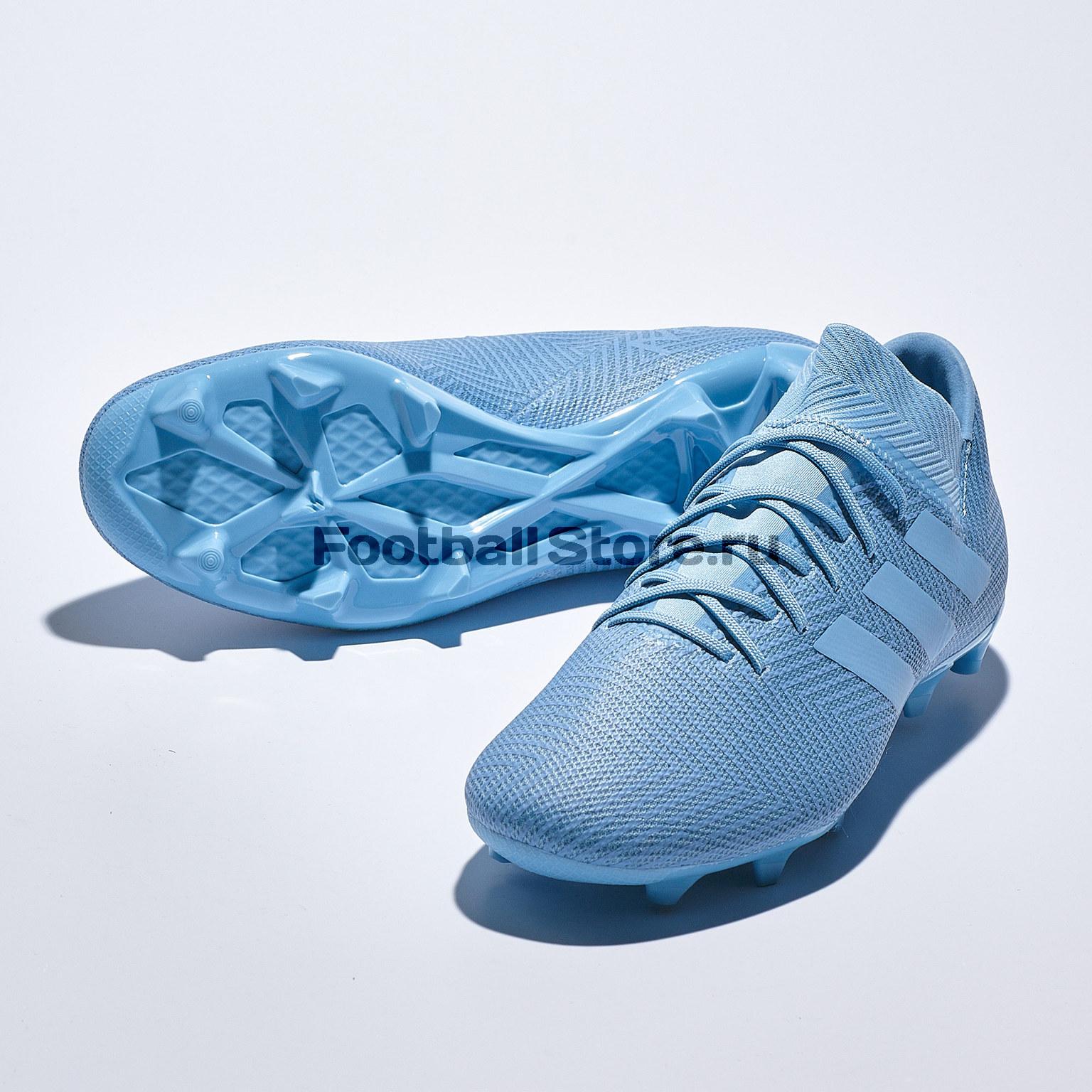 Бутсы Adidas Nemeziz Messi 18.3 FG DB2112 бутсы adidas messi 16 1 fg jr bb3852