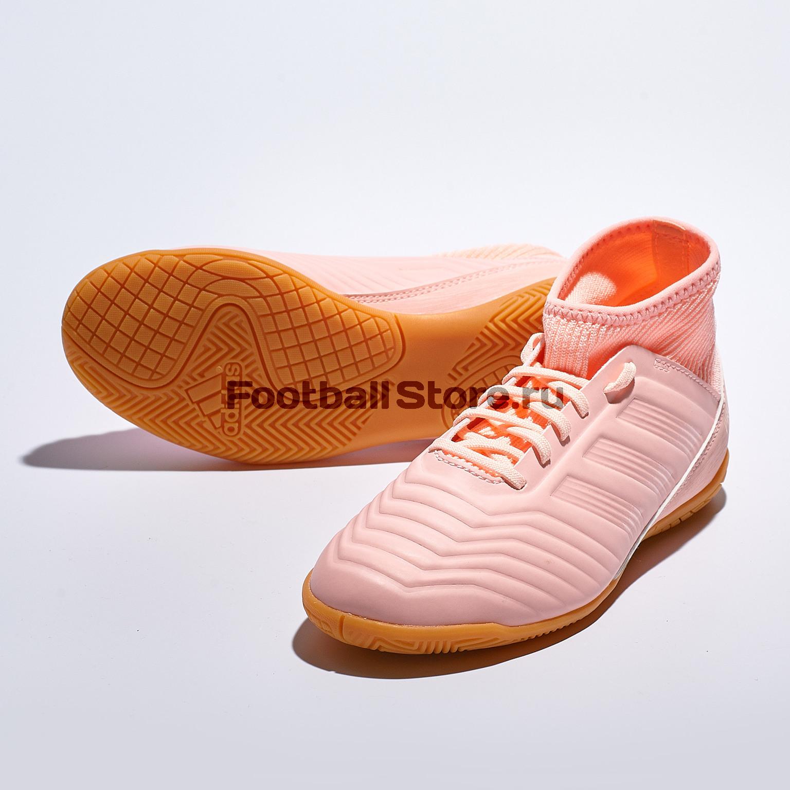 Футзалки детские Adidas Predator Tango 18.3 IN DB2325 цена