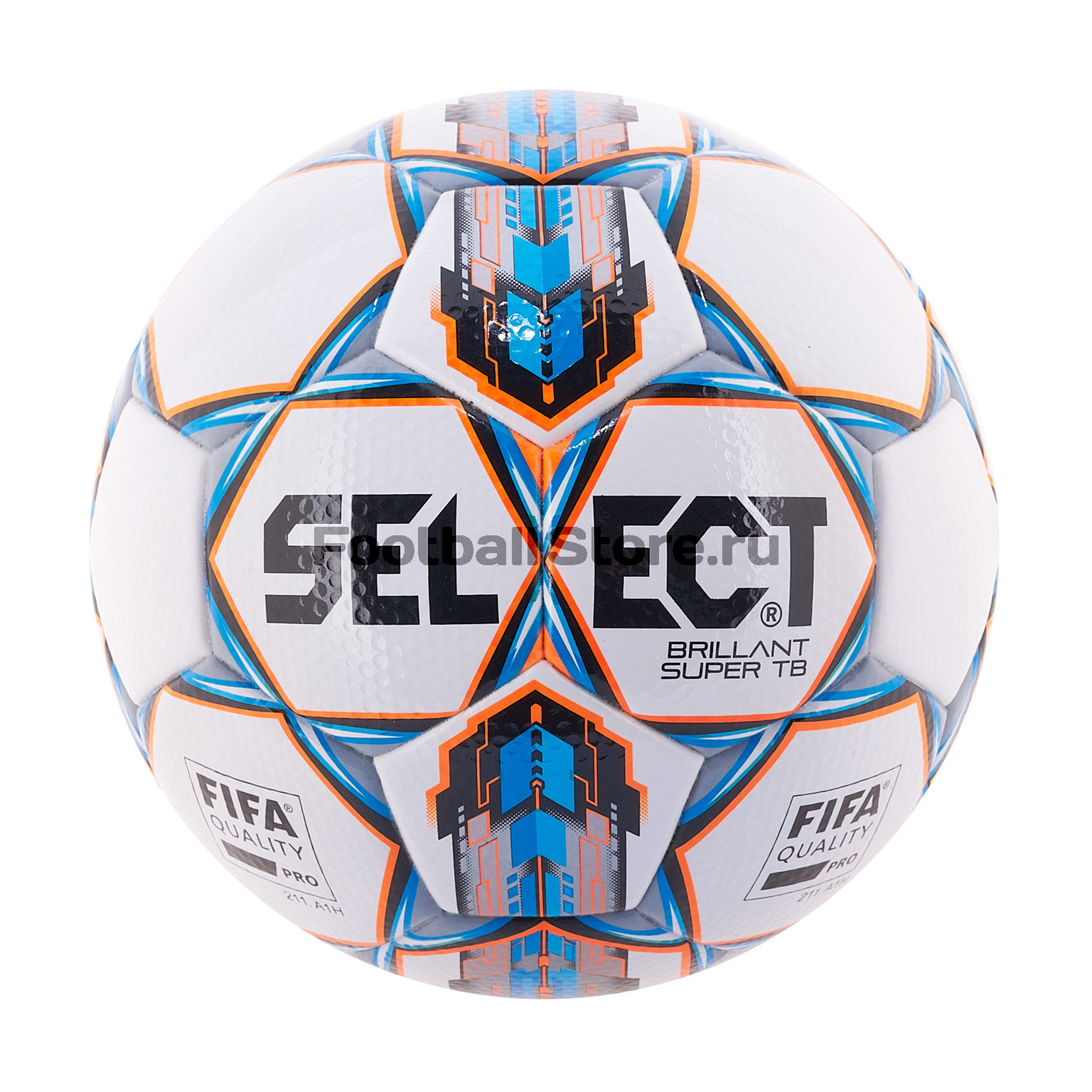 Мяч Select Brillant Super FIFA TB 810316-002 футбольный мяч select super league амфр рфс fifa 850717