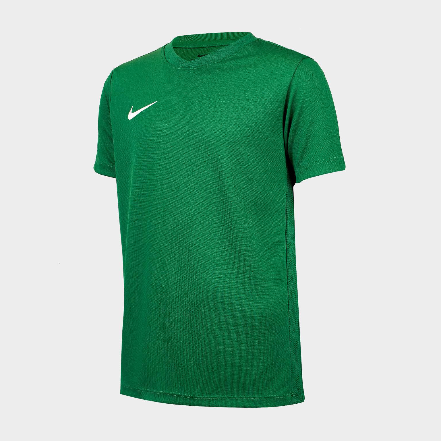 Футболка Nike SS Park VI Boys JSY 725984-302 футболка игровая nike park derby ii jsy ss 894312 302