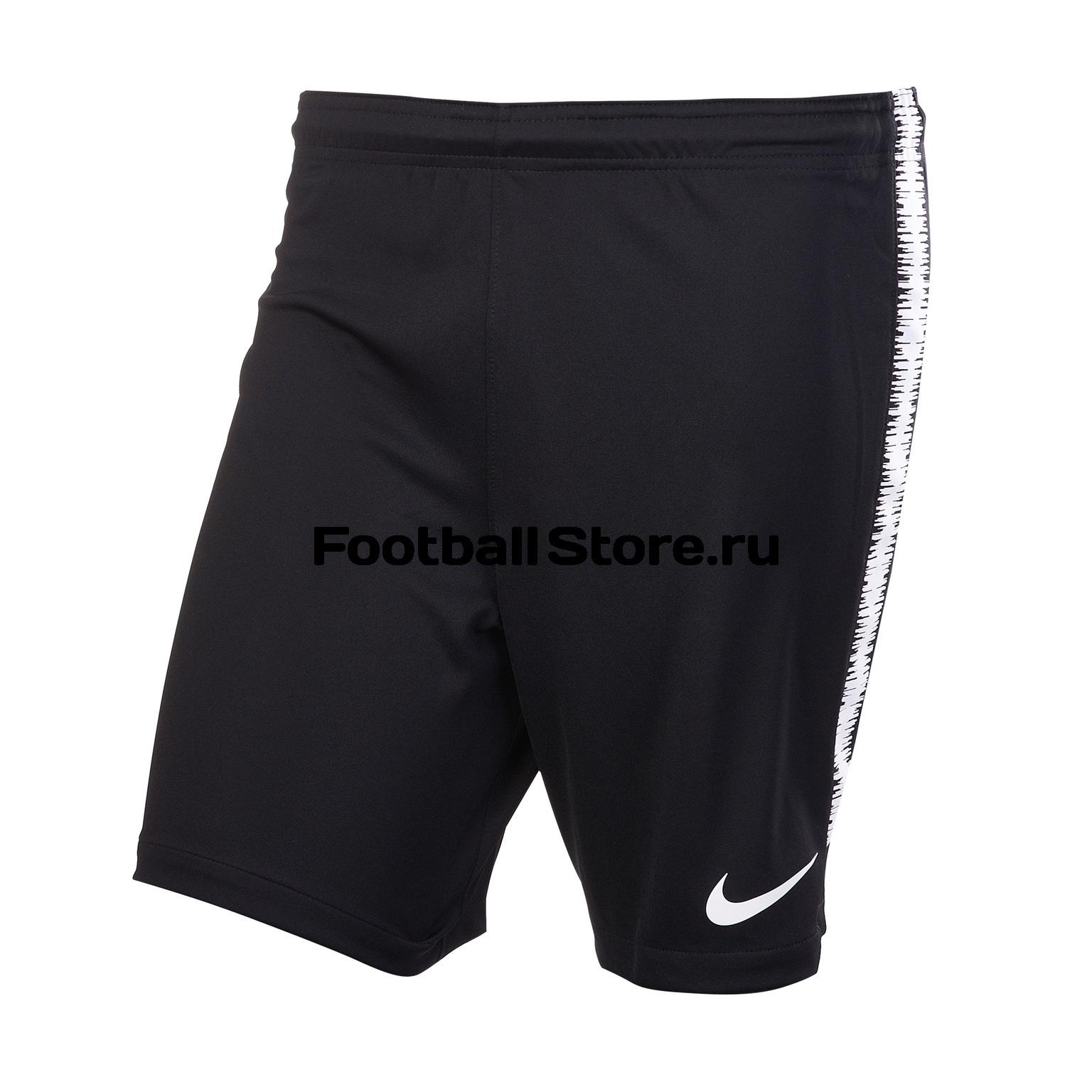 Шорты тренировочные Nike Dry SQD Short 18 894545-012 шорты nike шорты игровые nike m nk sqd short k 807670 852 page 2