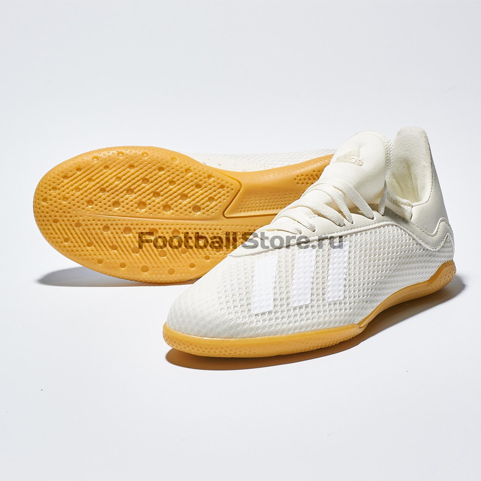 Футзалки детские Adidas X Tango 18.3 IN JR DB2427