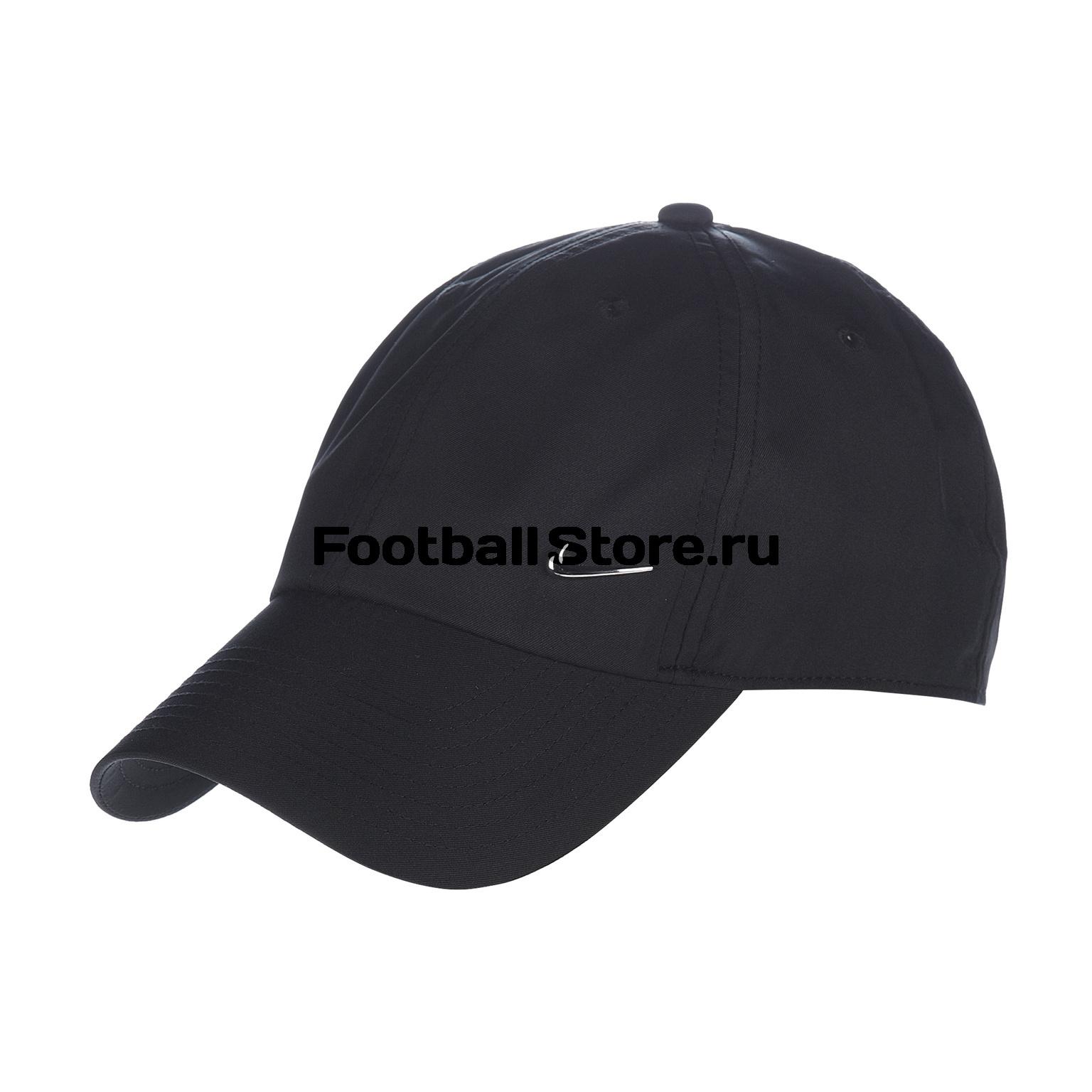 Бейсболка Nike Cap Metal Swoosh 943092-010