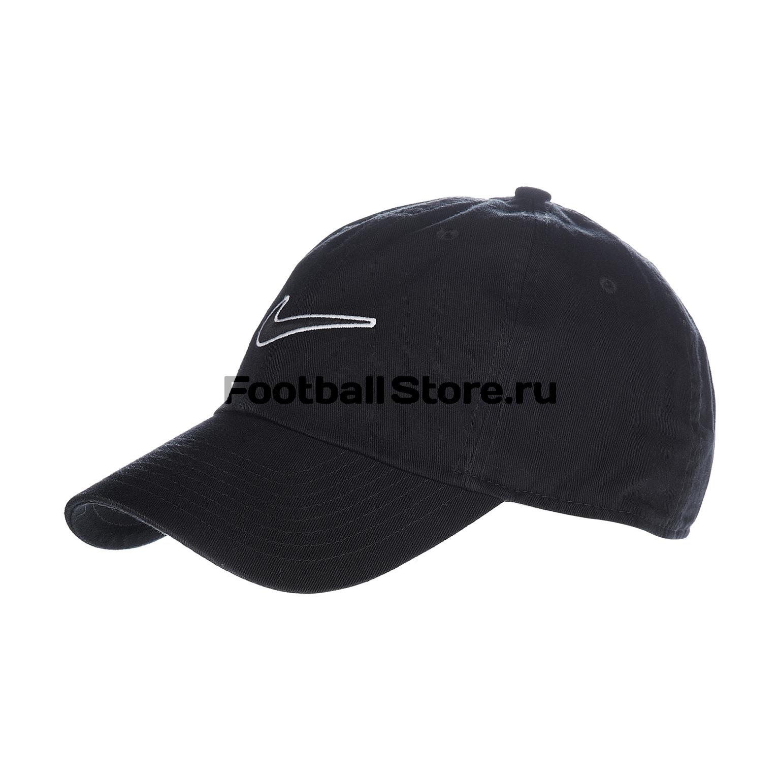 Бейсболка Nike Essential Swoosh 943091-010 одежда для гольфа nike 639790 101 010 089 639790
